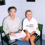 Ross Smith Plans a Rehabilitation Program for Louise Dobson Aus